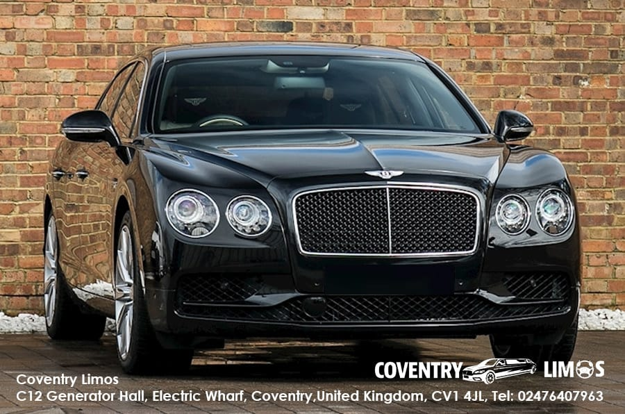 Bentley Flying Spur Black Hire
