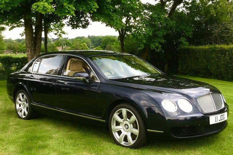 Bentley Flying Spur Black Out