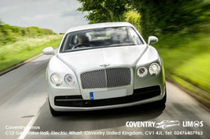 Bentley Flying Spur White Coventry