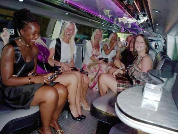 Coventry birthday limousine