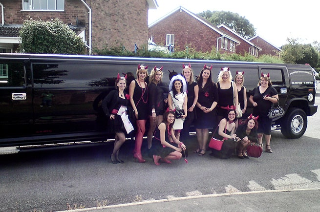 Black Hummer Coventry
