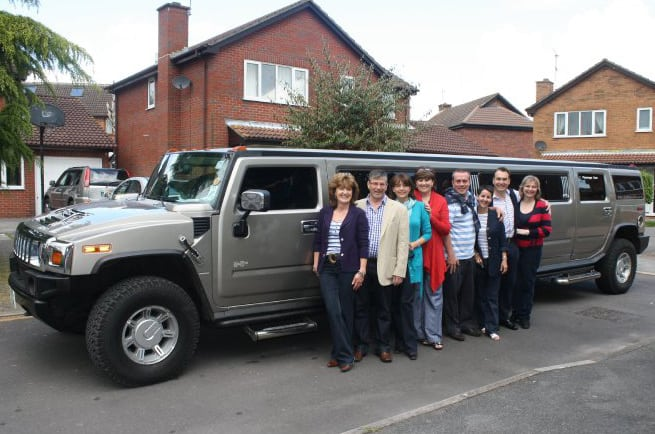 Silver Hummer Coventry