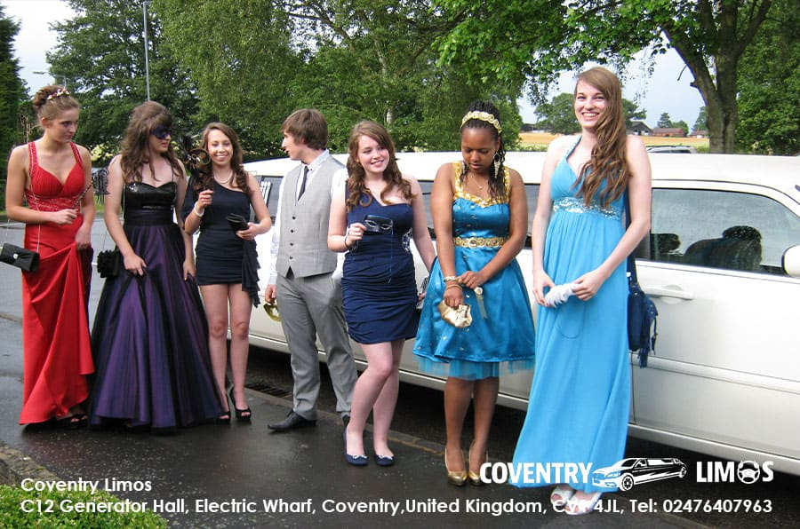 Chrysler Limo Hire In Coventry