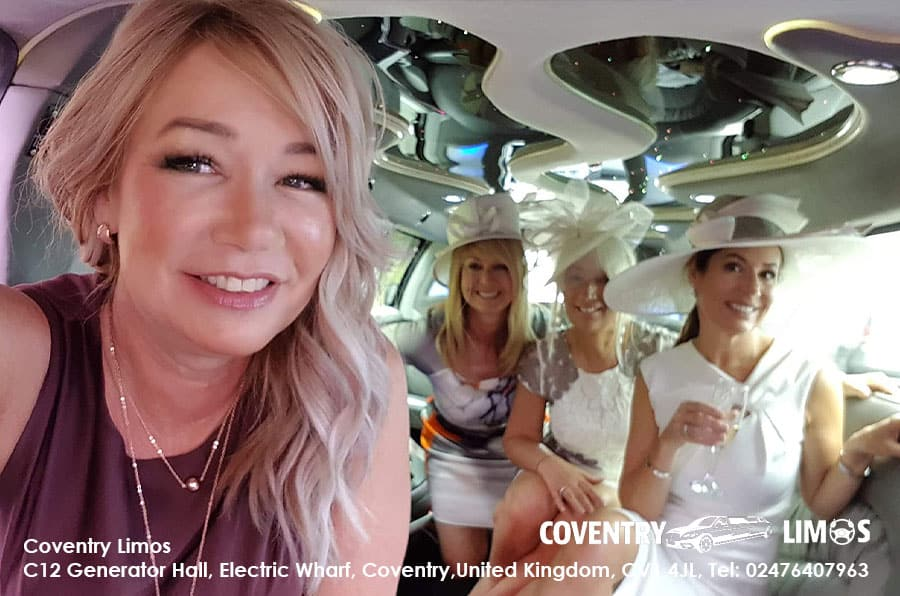 Chrysler Limousine Hire Coventry