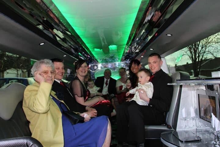 Coventry Inside Hummer