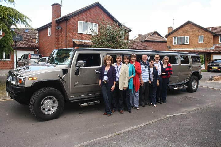 Coventry Silver Hummer