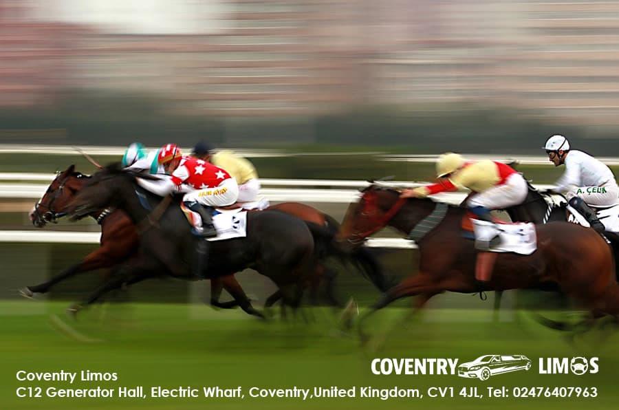 Horse Race Day Ladies