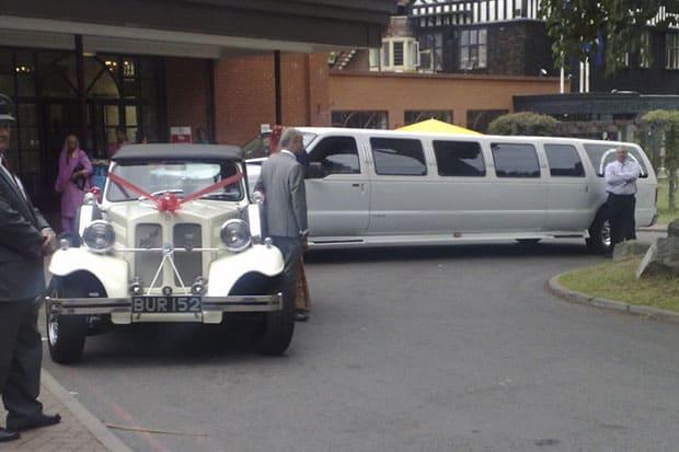 Indian Wedding Car Hire