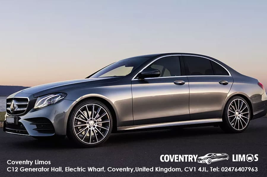 Mercedes E Hire Coventry
