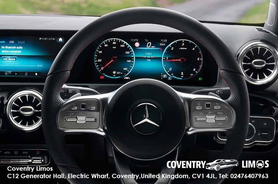 Mercedes E Hire In Coventry