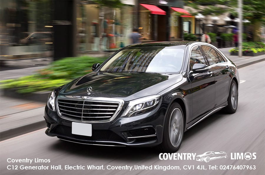Mercedes S Class Coventry