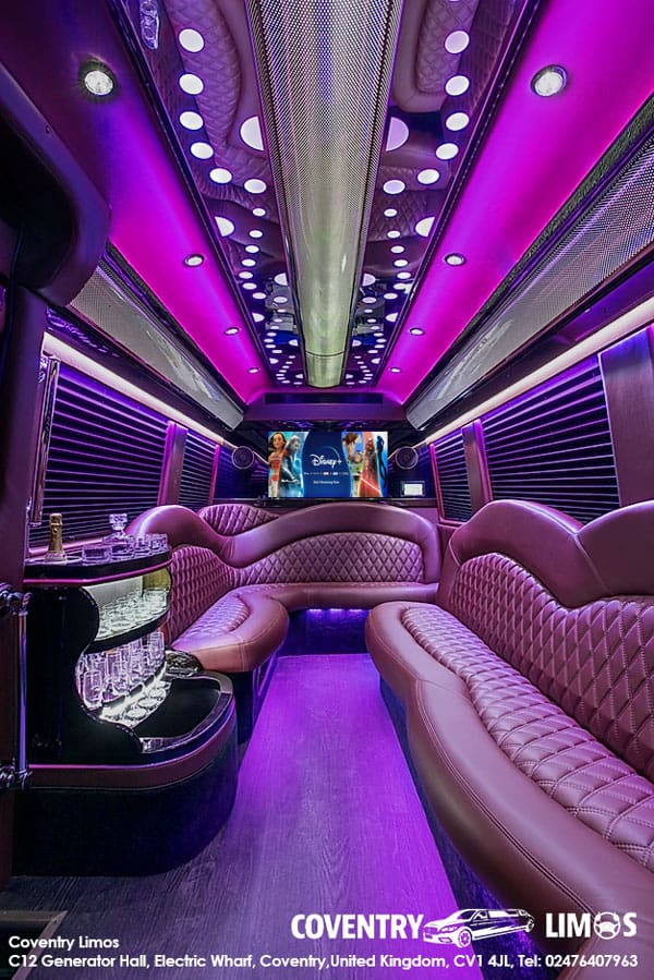 Party Bus Hire Coventry