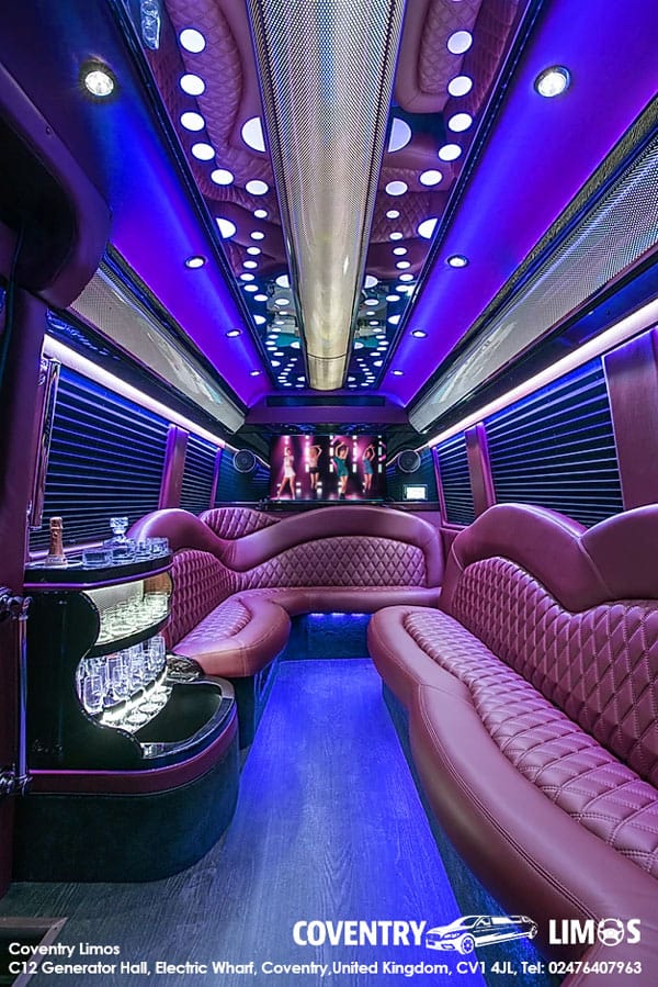 Party Bus Limo Coventry