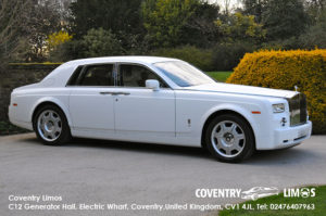 Rolls Royce Phantom Coventry
