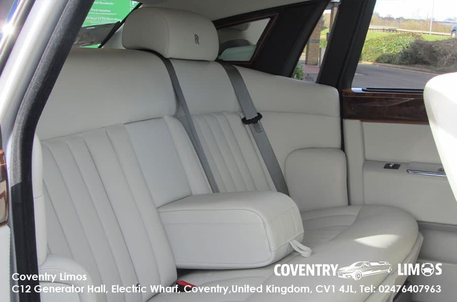 Rolls Royce Phantom Coventry Inside