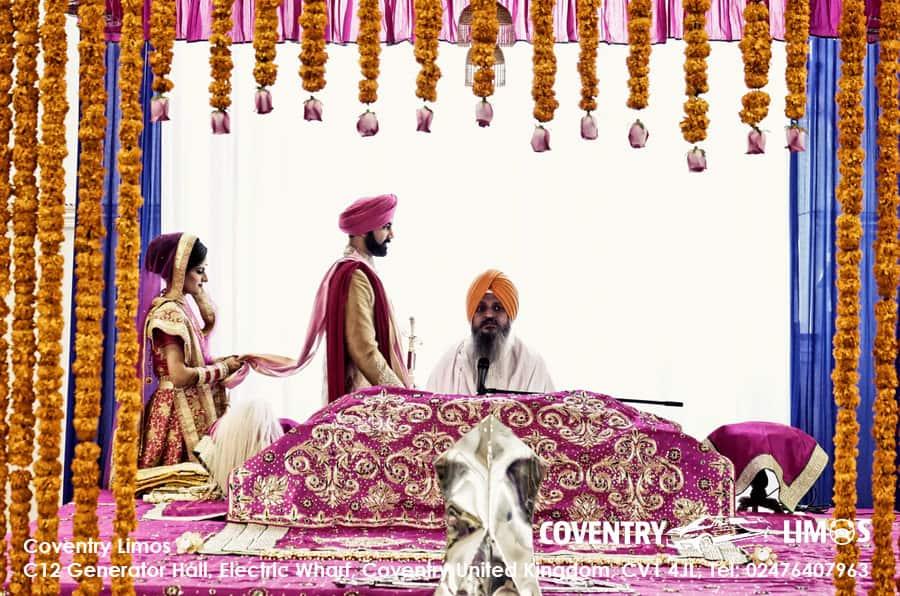 Sikh Wedding Ceremonies Coventry