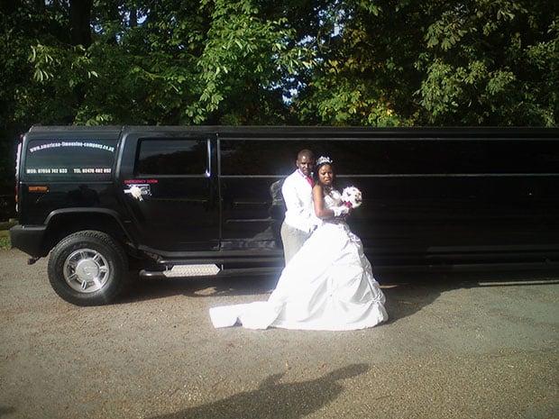 Luxurious Wedding transportation